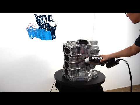 SHINING 3D FreeScan X7 Handheld 3D Laser Scanner
