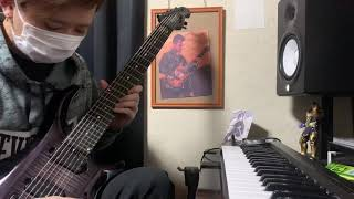 """Jeff Loomis """"Shouting Fire at a Funeral"""" Solo"""