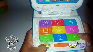 Laptop Fisher Price -  Juguetes para Bebes