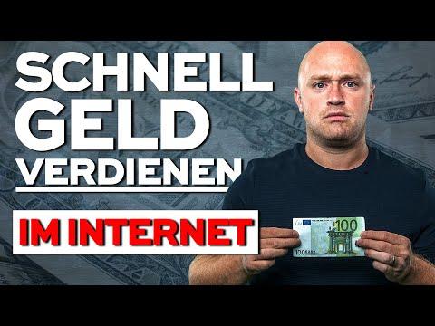SCHNELL Geld verdienen im Internet - DIESE 3 Dinge solltest du tun