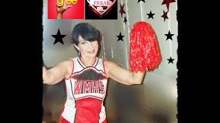 Miss Ruby Tuesday-  As a GLEE CHEERLEADER
