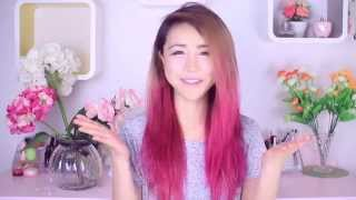 Ombre Pink Hair | Hair Adventures | The Wonderful World of Wengie Thumbnail