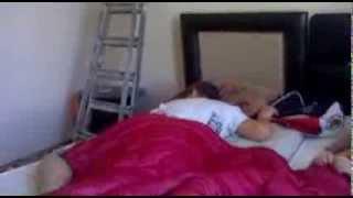 Uyku şakası Çok komik