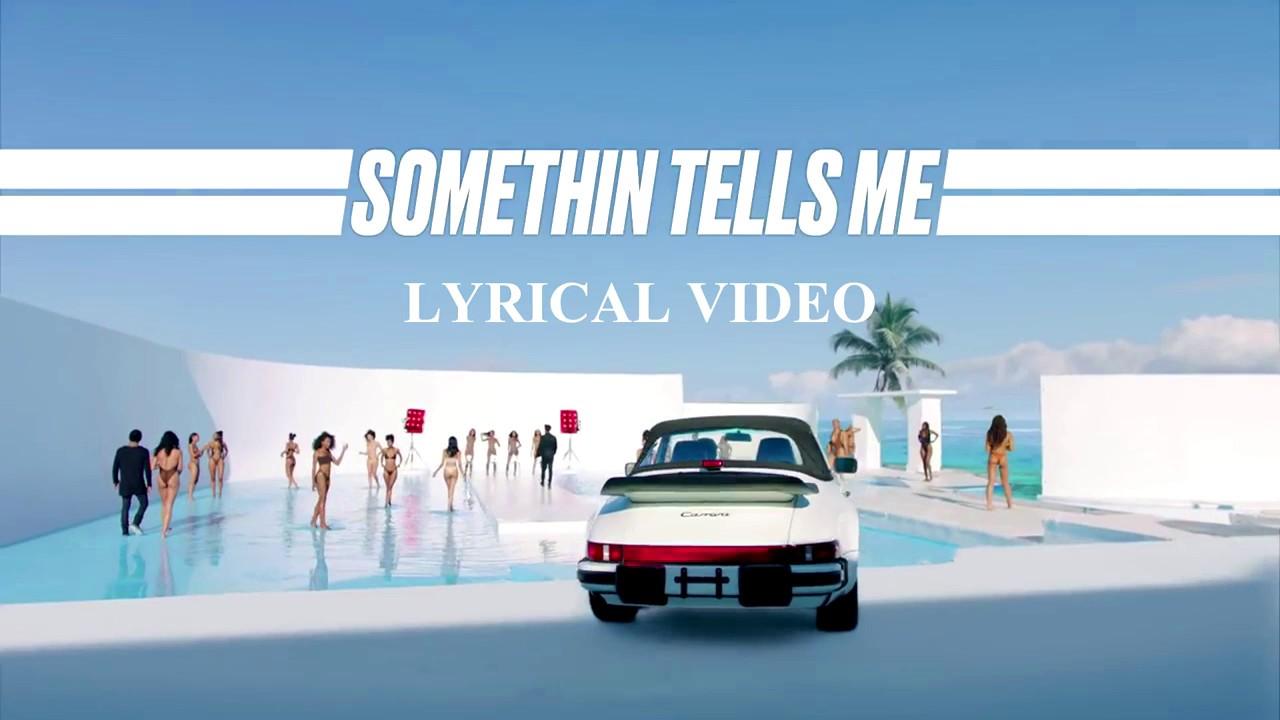 Download Bryson Tiller - Somethin Tells Me (Official lyrics video)
