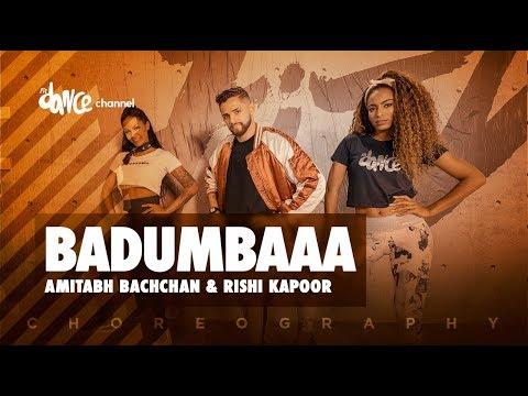 Badumbaaa - Zumba Zumba | 102 Not Out | Choreography | Amitabh Bachchan | Rishi Kapoor