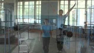 ОФП тест 2014(Демонстрационный тест вступительного экзамена по физической культуре для направления подготовки