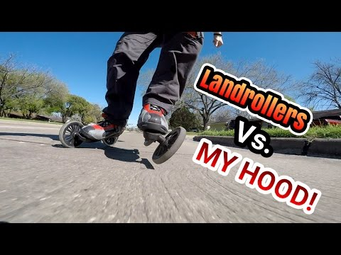 #169 Landrollers VS. MY HOOD! (Narrated)