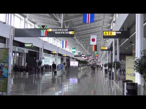 A tour of Dulles International Airport's Main, A, and B terminals (Part 1)