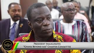 Presidential Diary: Implementing SDGs, Ghana Beyond Aid