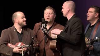 "Joe Mullins & the Radio Ramblers, ""Rock of Ages Keep My Soul"""