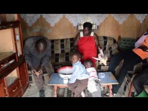 Kenyan Homes for Solar Installation
