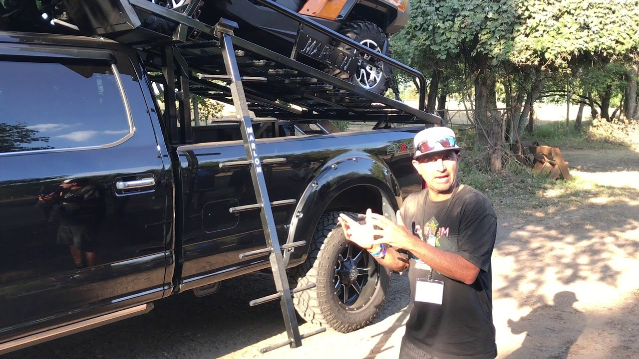 Marlon Products New Sxs Deck Youtube