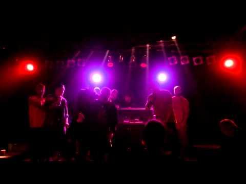 "Funkverteidiger ""Dinosaurier Plastemaske"" Live @ Freiland, Potsdam"