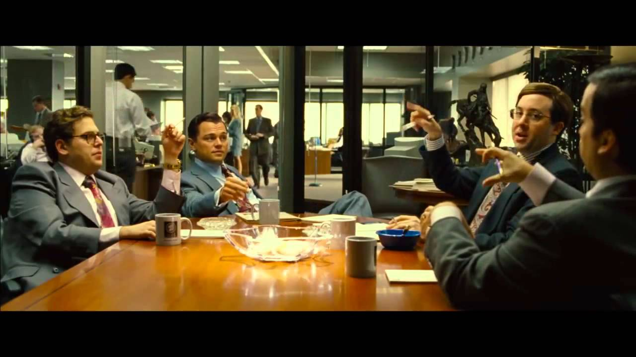The Wolf Of Wallstreet Stream German