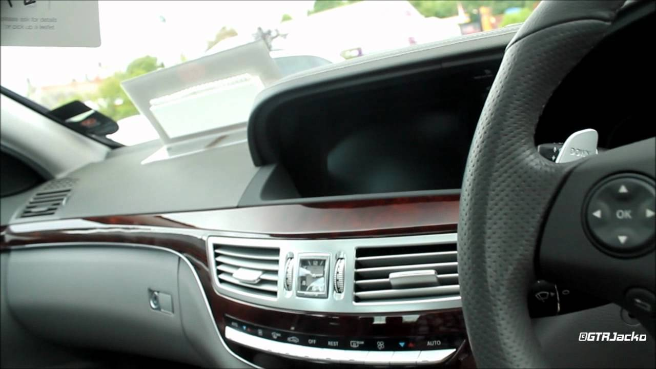 mercedes benz s63 amg w221 interior  exterior and tour