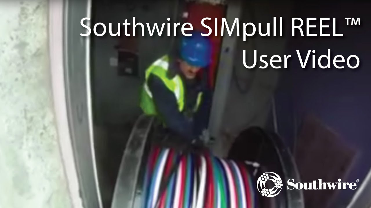 Southwire SIMpull REEL™ - User Generated Video - YouTube