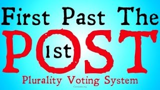 First Past The Post Voting System