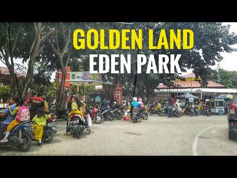 Perumahan GOLDEN LAND dan EDEN PARK Batam