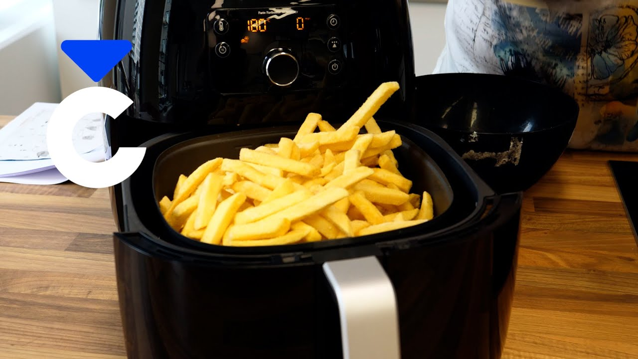 Philips Airfryer Xxl Review Consumentenbond Youtube
