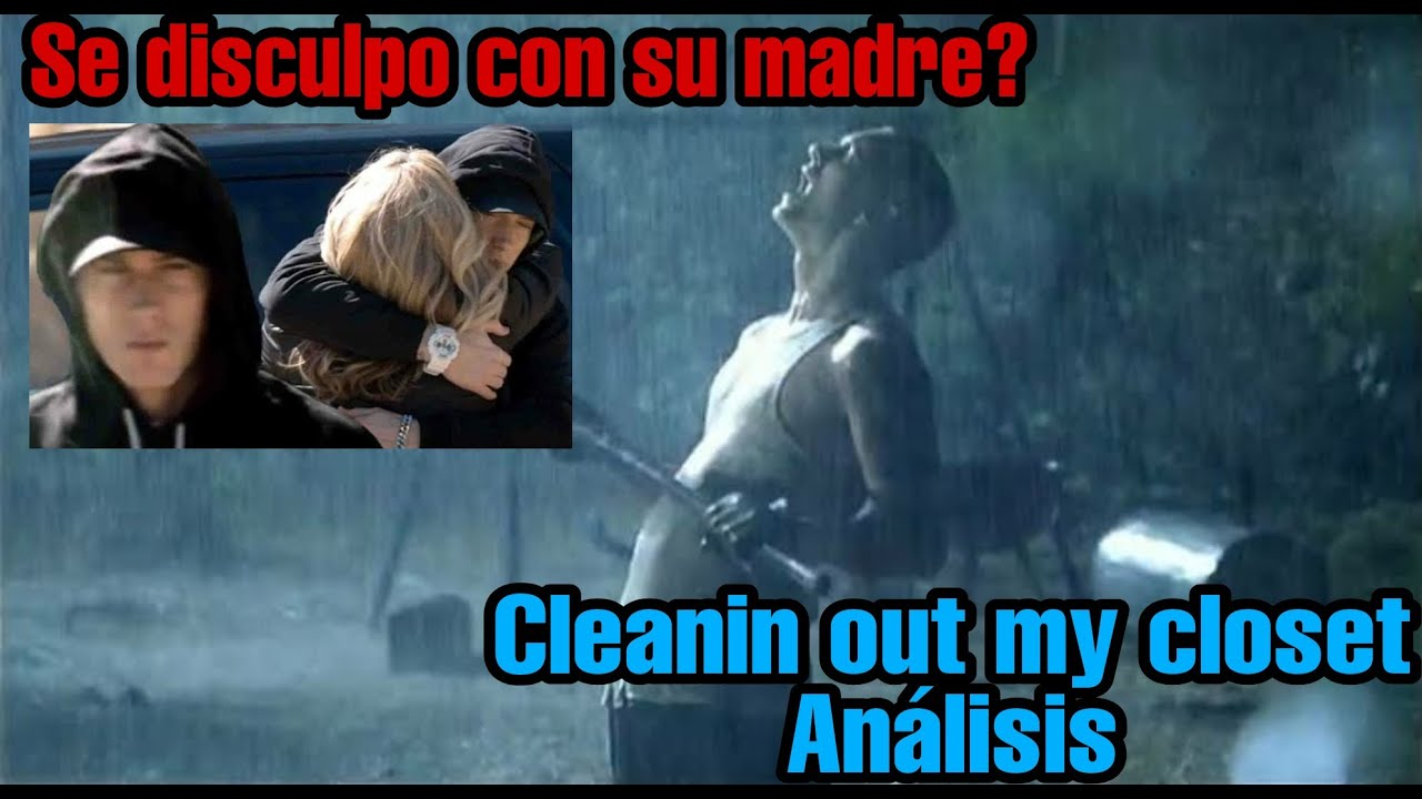 Download EMINEM - Cleanin out my closet - Análisis y opinión.