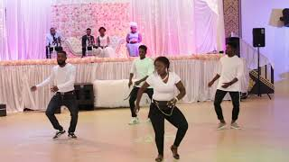 BEST CONGOLESE DANCE (UNEXPECTED GROUP) SA
