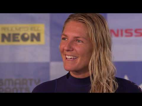 2018 Paul Mitchell Supergirl Surf Pro TV Show | Champion - Carissa Moore