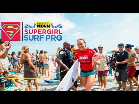 2018 Paul Mitchell Supergirl Surf Pro TV Show | Champion - Carissa Moore