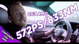 572 PS und 833 NM! Chiptuning beim Mercedes Benz C63 AMG T-Modell - #HelloBBM