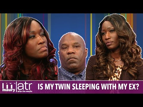 Is my twin sister sleeping with my ex? | The Maury Show thumbnail