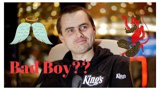 Is Martin Kabrhel Really The Bad Boy of Poker?