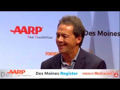 Steve Bullock on care for undocumented immigrants | A look back at the  AARP/Register forums (17/17)