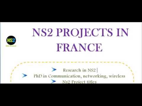 NS2 PROJECTS IN FRANCE