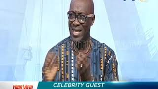 Adewale Ayuba Speaks About Converting To Christianity And More  Your View