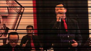 together forever RICO J PUNO (cover from Indonesia)