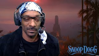 SNOOP DOGG STREAMING ON TWITCH WITH ANDY MILONAKIS! [full video]