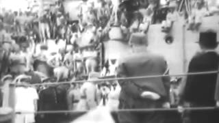 British Paramount News: Japanese Surrender (full)