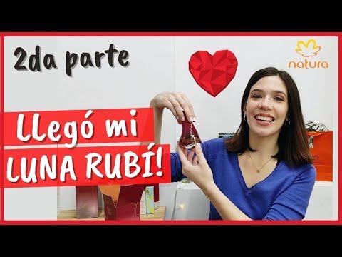 UNBOXING Natura CICLO 13 + LUNA RUBÍ !!!