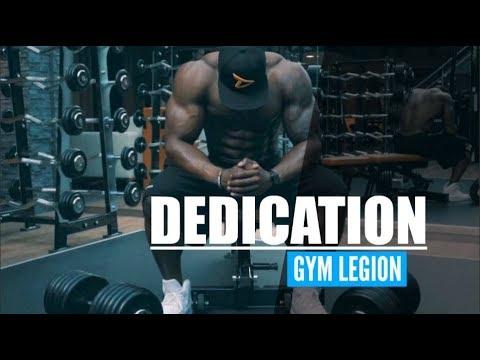 DEDICATION - Aesthetic Fitness Motivation