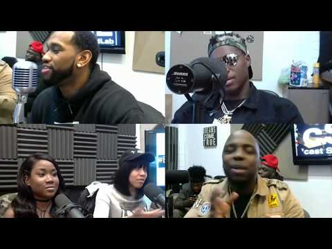 Phresher Talks Wait a Minute Interview Live EP 49