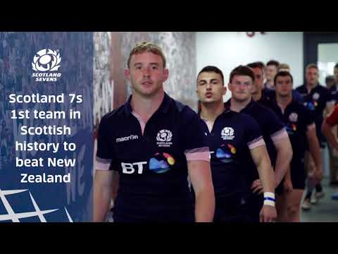 Scottish Rugby 2017 | A Record Breaking Year