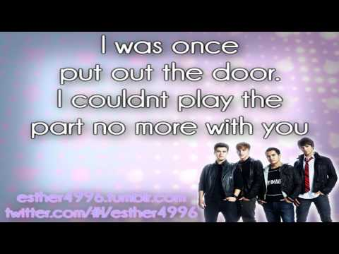 "Big Time Rush ""Intermission"" Instrumental/Karaoke W/ Lyrics"