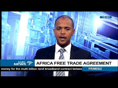 DISCUSSION: Africa Free Trade Agreement