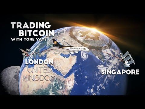 Trading Bitcoin - Back Above $9k, Significant?