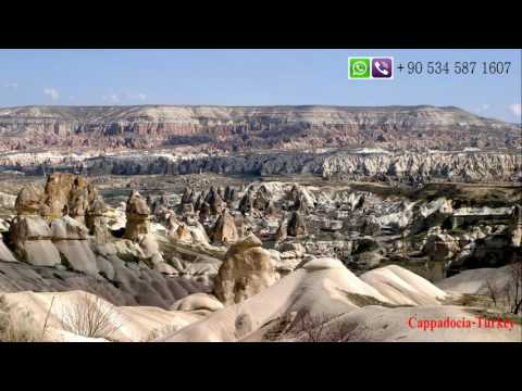 TURKEY PACKAGE TOURS :: ISTANBUL-CAPPADOCIA-EPHESUS-PAMUKKALE