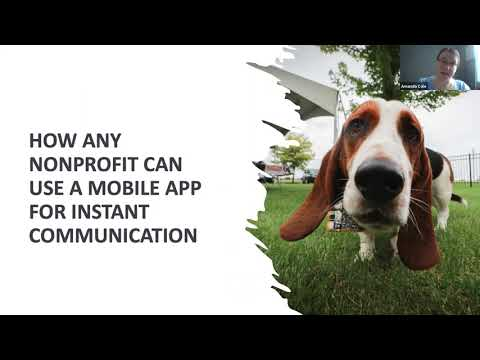 How Any Nonprofit Can Use A Mobile App For Instant Communication