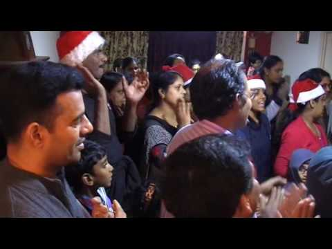 christmas carol in bahrain,riffa