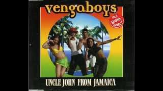 Vengaboys - Uncle John From Jamaica (Lock