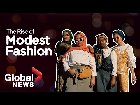 The rise of modest fashion, explained