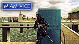 Miami Vice: The Game (PSP) - Mission #10 - Stiltsville