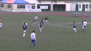 Calenzano-Ponte Buggianese 0-1 Promozione Girone A